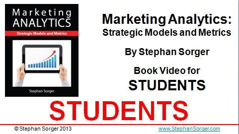marketing analytics students
